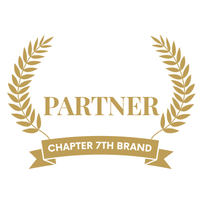 Official Glass Partner for Chapter 7th Brand