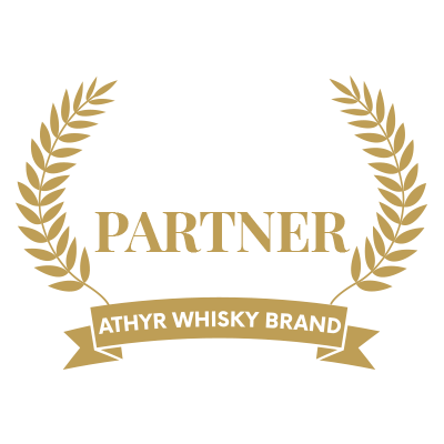 Official Glass Partner for Athyr Whisky Brand